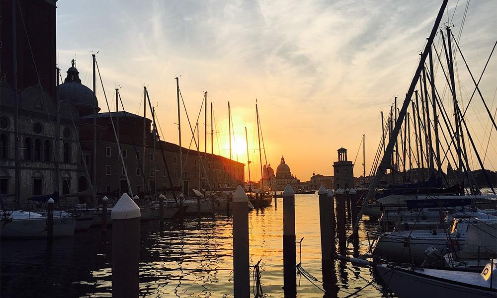 darsena_croze_tramonto_compagnia_della_vela_venezia_2016