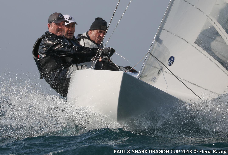 Klaus Diederichs - Paul & Stark Dragon Cup