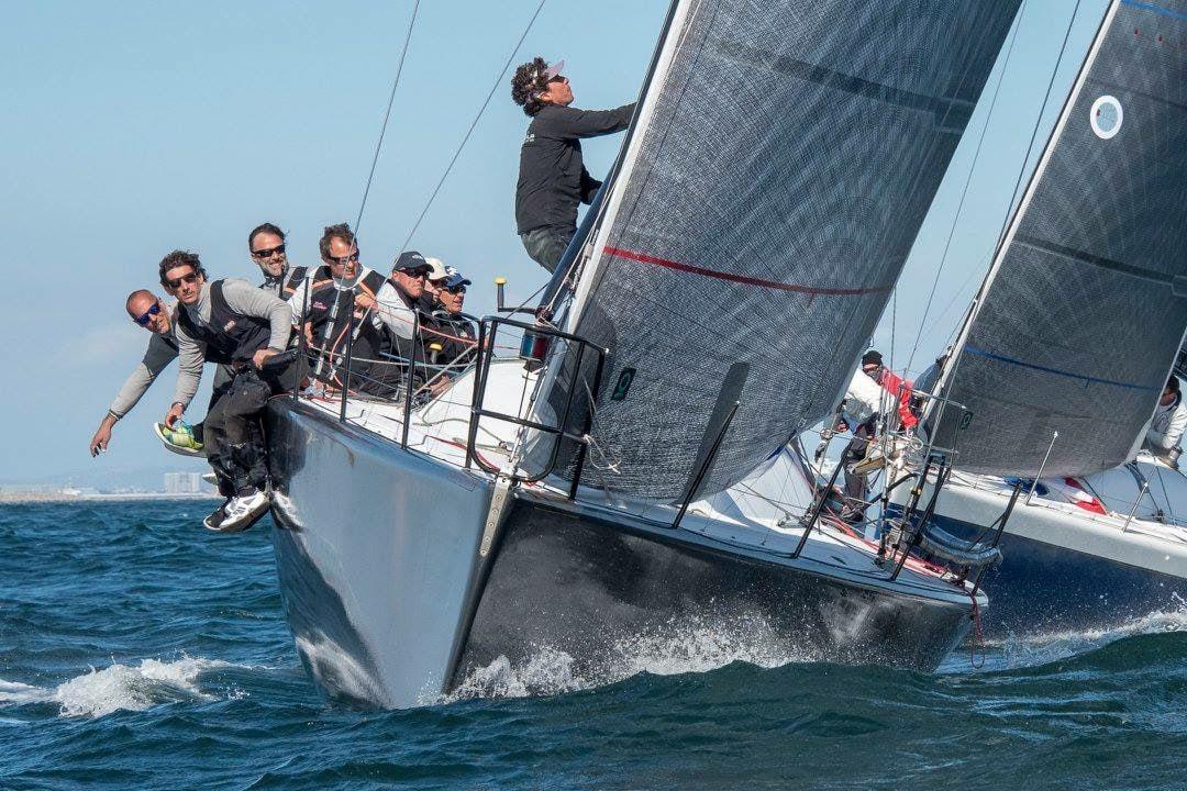 Farr 40 West Coast American Championship - Cesare Bozzetti, Tommaso Chieffi